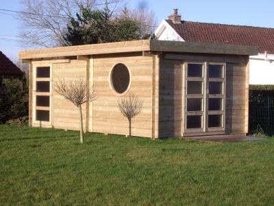 Constructeur abri de jardin en bois prix abri de jaridn adossable for Abri de jardin en bois sans entretien