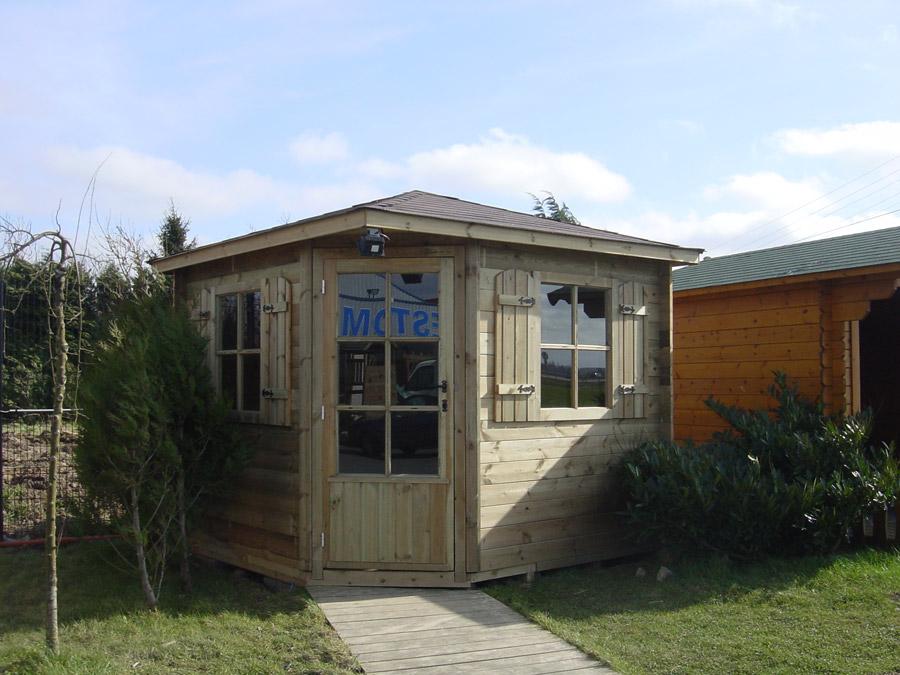 Faut il choisir des abris de jardin en bois autoclave - Abris de jardin bois autoclave ...