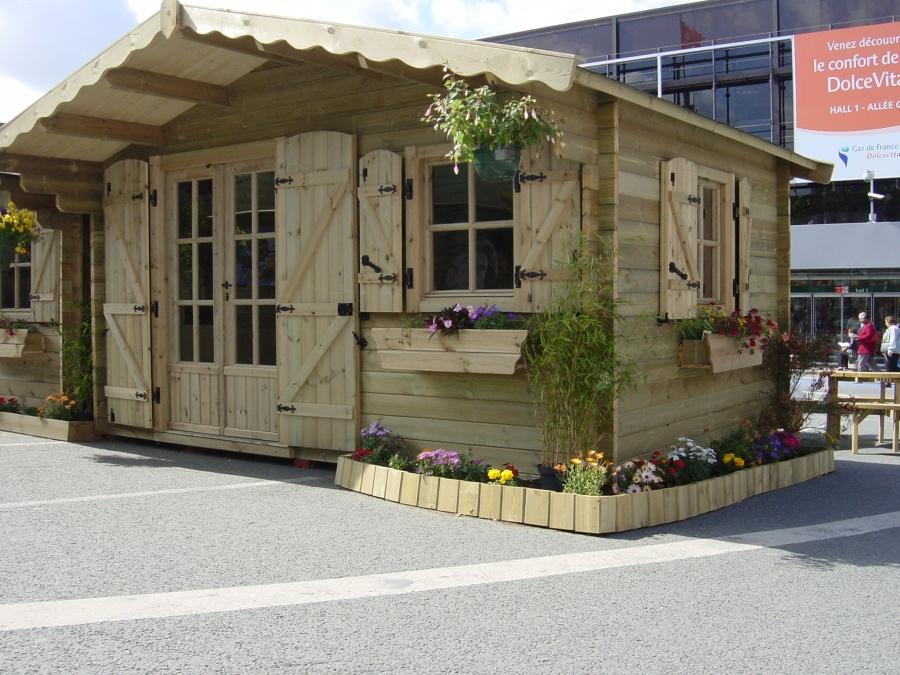 Abri de jardin autoclave - Abri de jardin autoclave classe 4 ...