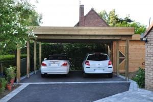 Carport Pour Voiture carport abri voiture bois - vente carports abris voitures