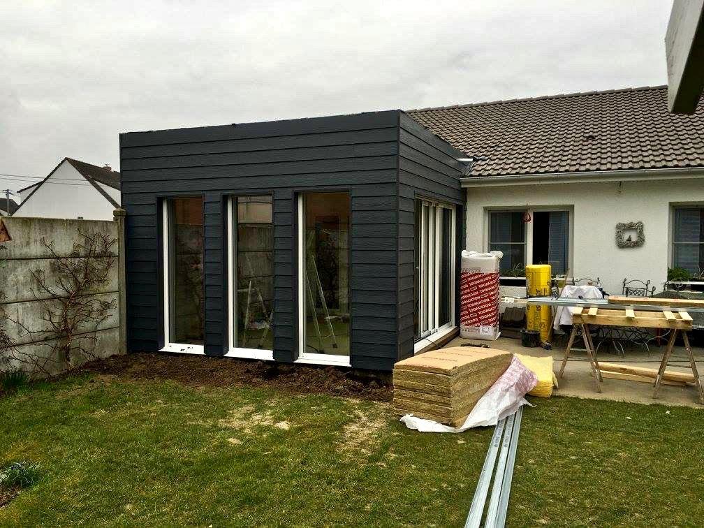 Un devis précis pour une extension boisée de maison