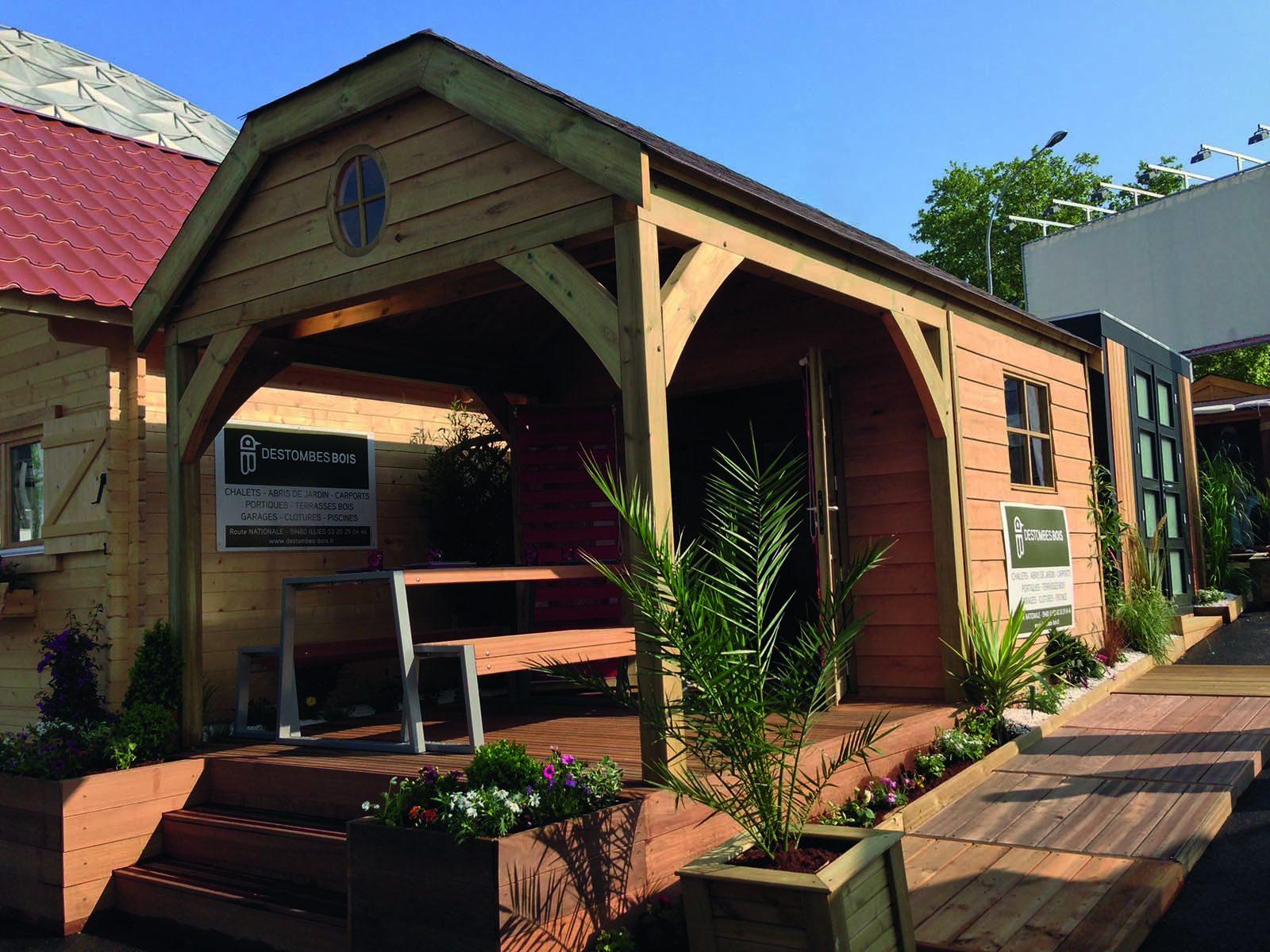 Abri jardin Cottage