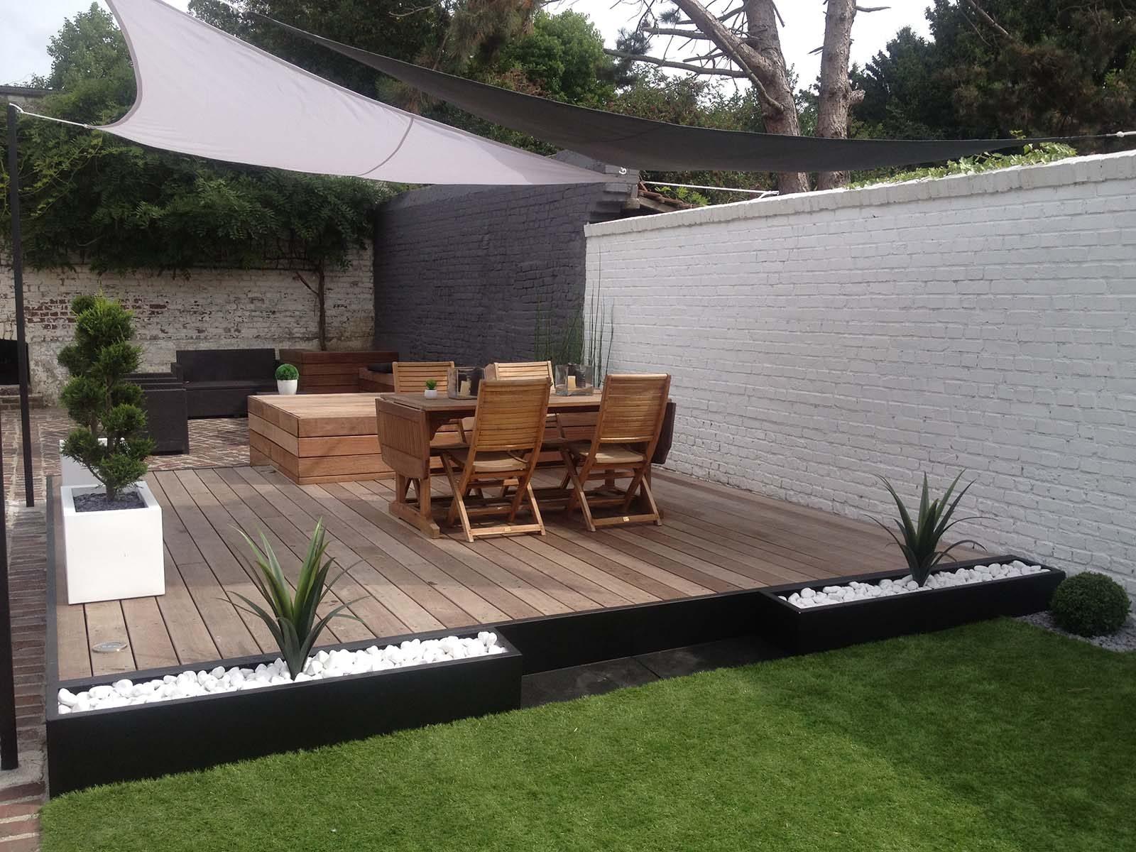 Carport pour terrasse dcoration amnagement extrieur quel revtement choisir pour la terrasse - Quel bois pour terrasse ...