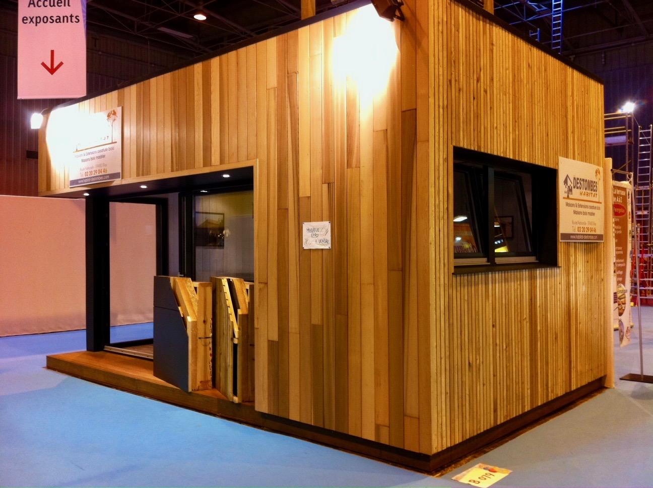 Des bardages en bois, pour une isolation optimisée