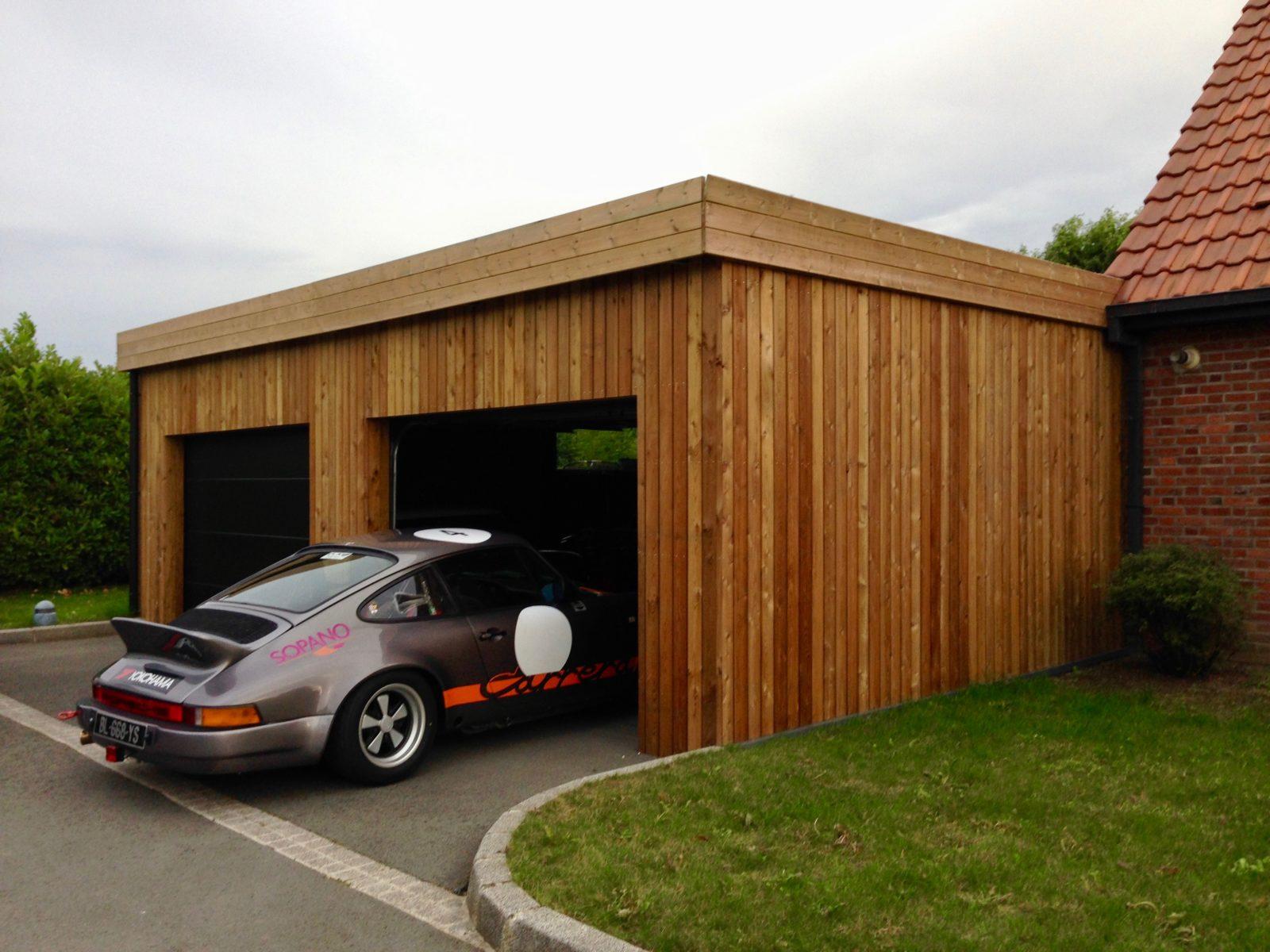 garage 600 X 600 mélèze
