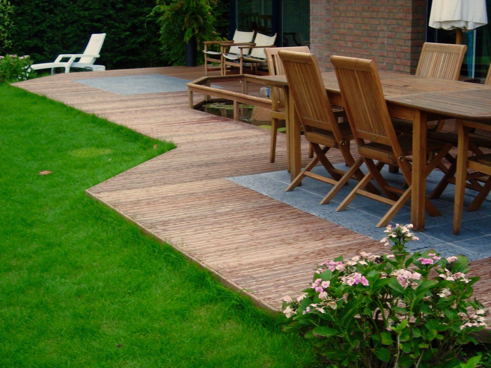Choisir le bois de sa terrasse bois extérieure