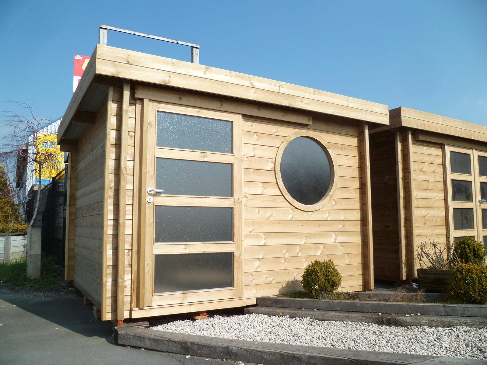 nouveau produit c4a95 6d66b DESTOMBES BOIS | Abri de jardin bois - Garage - Carport ...