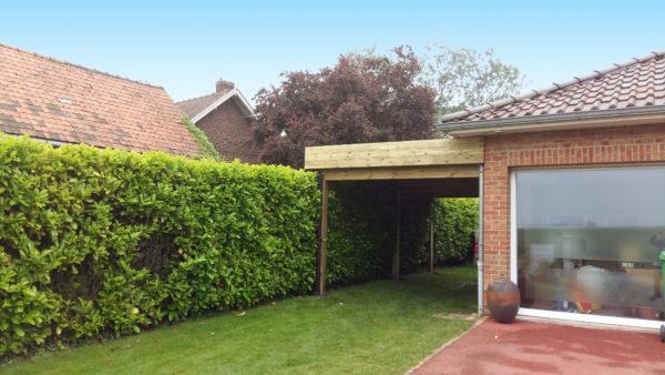 Comment faire installer un carport ?