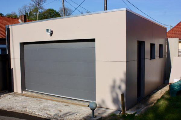 Construction Garage Bois Sur Mesure Devis Prix