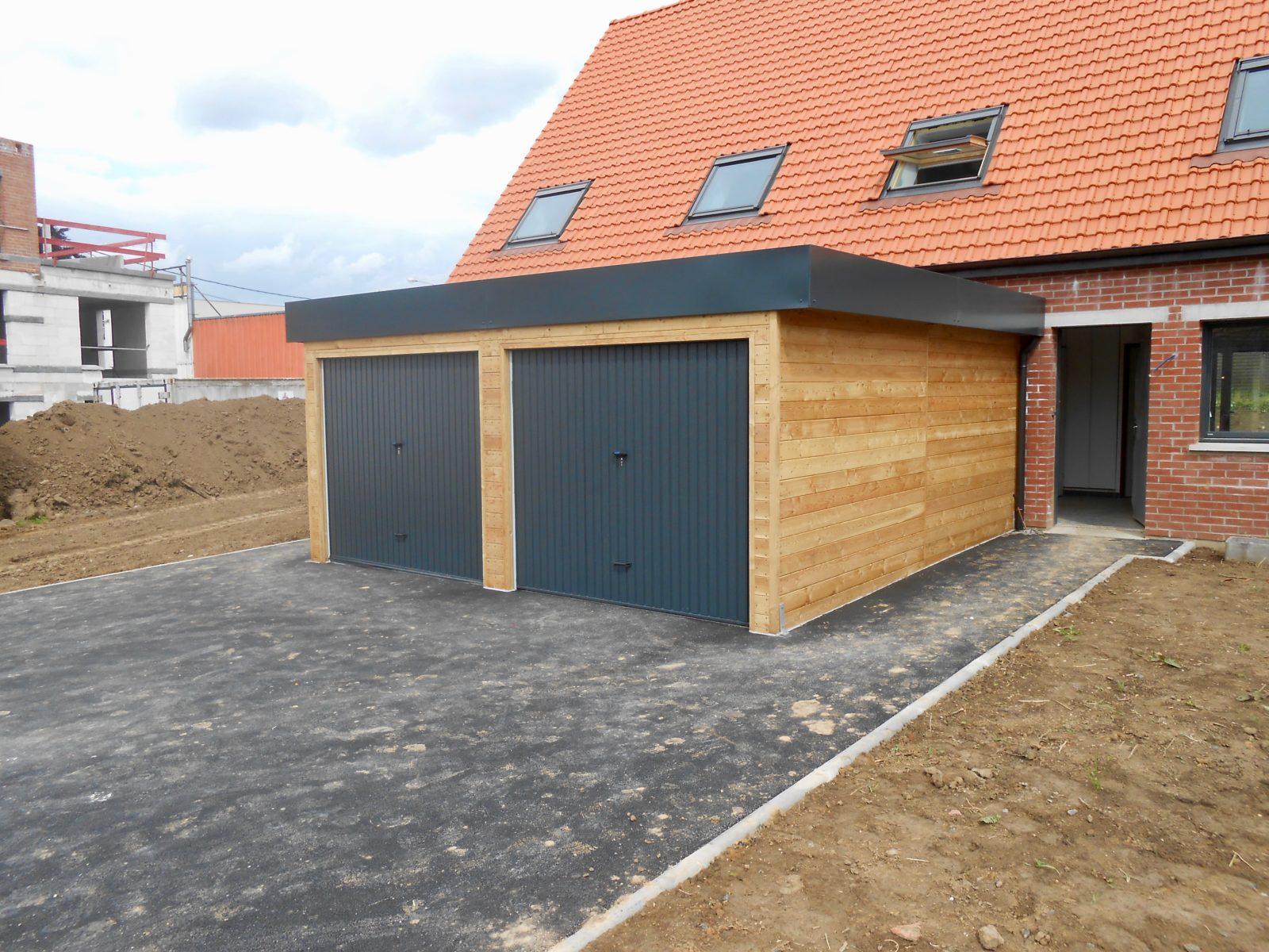 garage 550 x 510 moderne