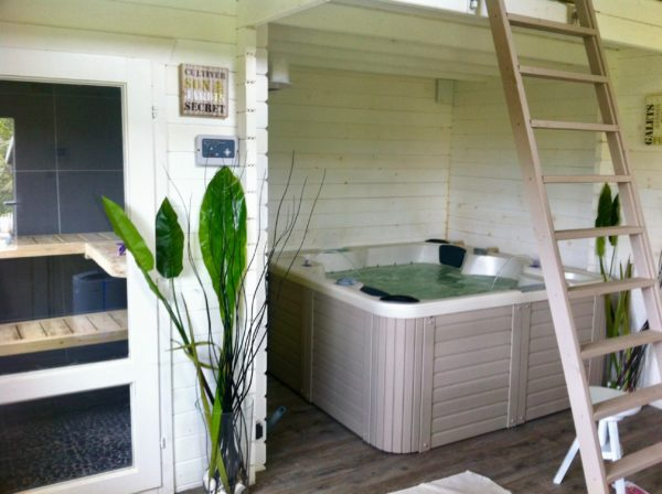 1. Définir l'utilité de mon abri jardin ?