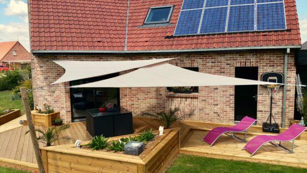 Aménager son extérieur avec une terrasse en bois
