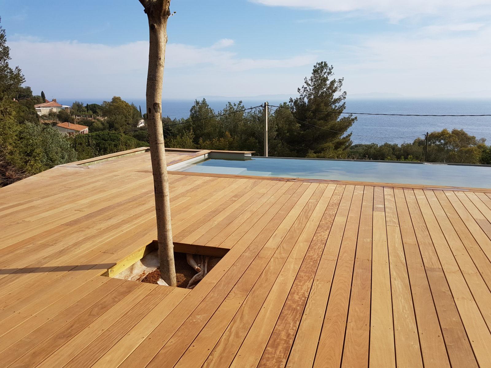 Comment aménager une terrasse en bois?