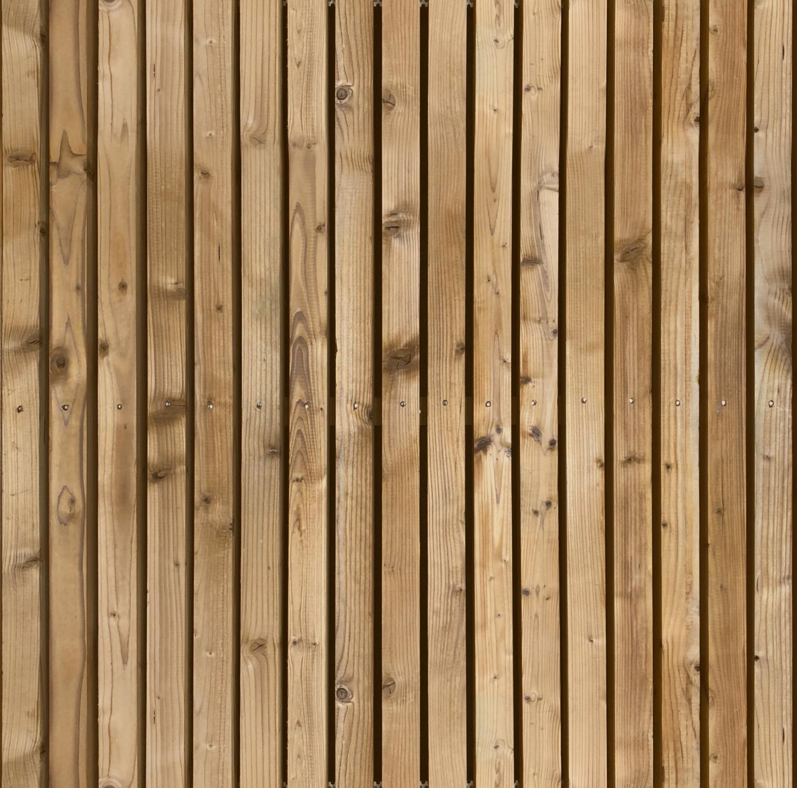 Bardage épicéa rétifié 40×40