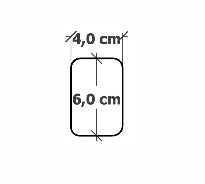 Chevron / Lambourde 40x60mm Bois exotique