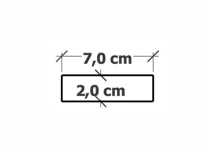 Lame de Bardage | 20x70mm autoclave Gris